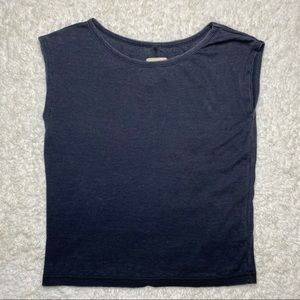 CHASER Gray Muscle Tee size M